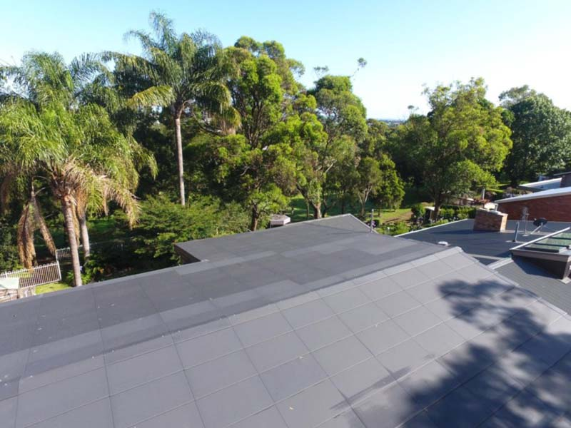 Golf Ball Proof Roof in Merewether, NSW