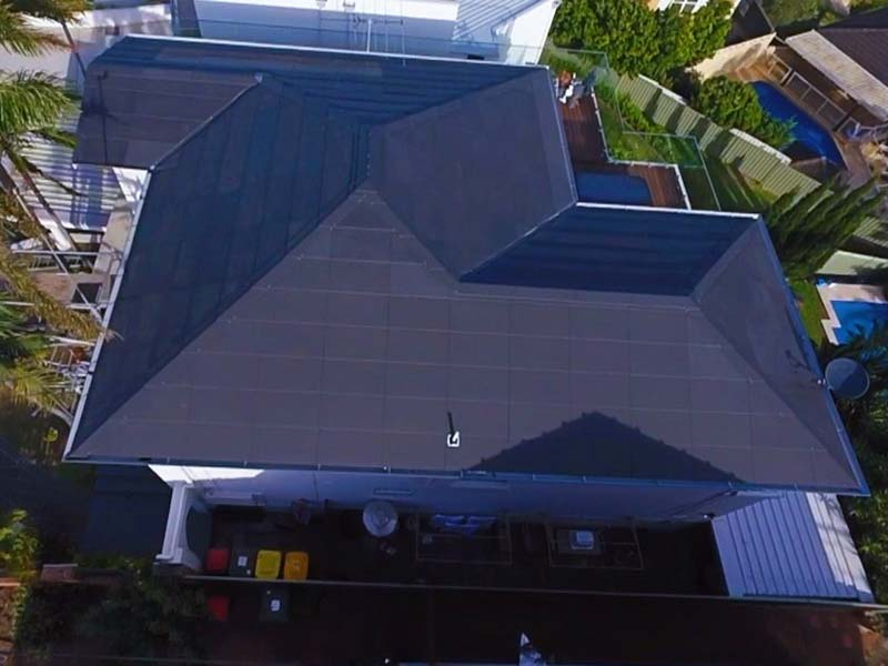 Tractile Roof in Sylvania NSW
