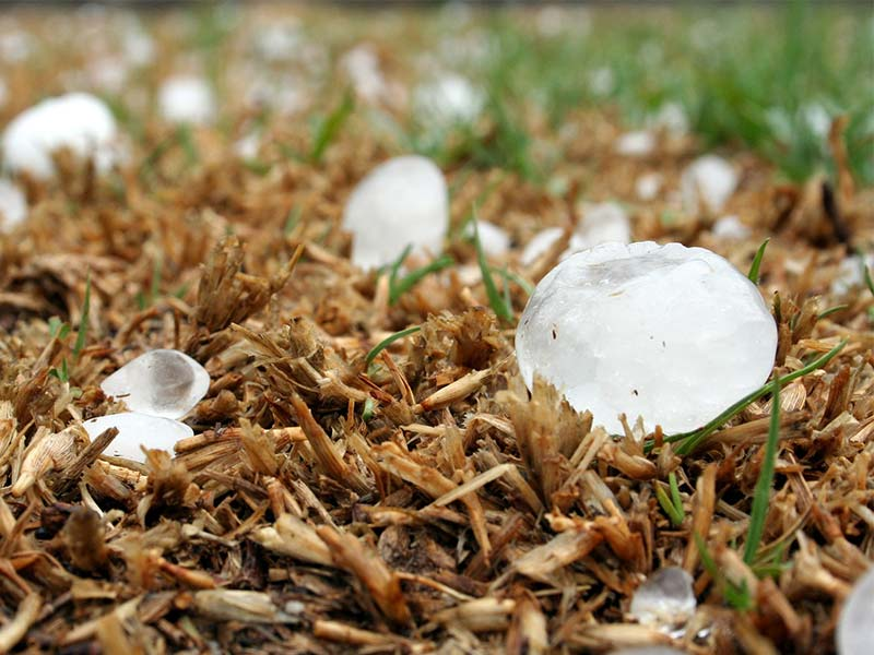 Protecting your roof from hail stones