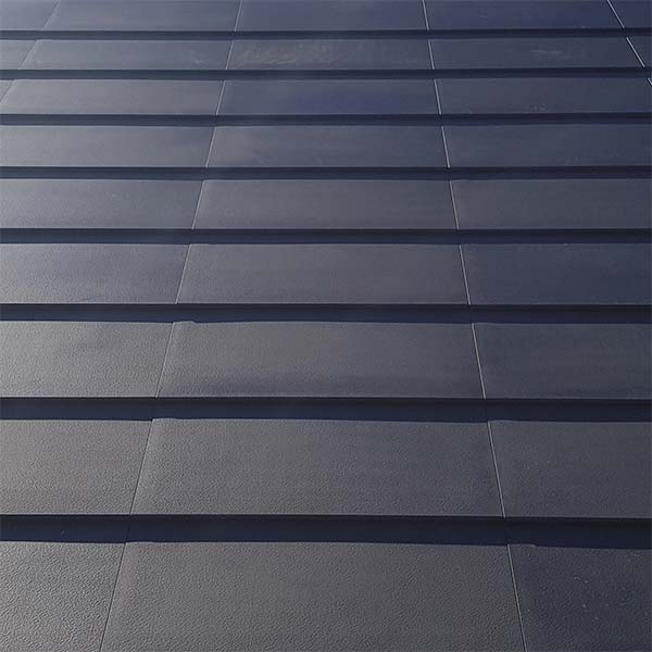 Tractile Roof Tiles